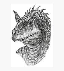 Carnotaurus Photographic Print