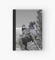 Pancho Villa rides through Tucson Hardcover Journal