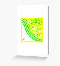 Liu An Gua Pian V Greeting Card