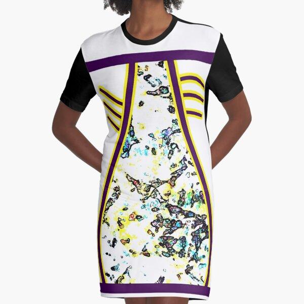 Liu An Gua Pian VI Graphic T-Shirt Dress