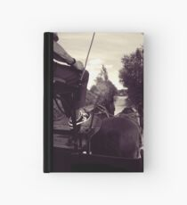 Horse - Shoes Hardcover Journal