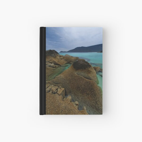 Little Waterloo, Granite & Blue.. Hardcover Journal