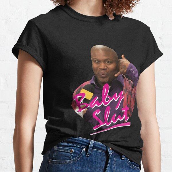 Titus Andromedon Baby Slut Unbreakable Kimmy Schmidt Classic T-Shirt