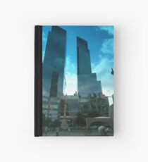 NYC Central Park West Hardcover Journal