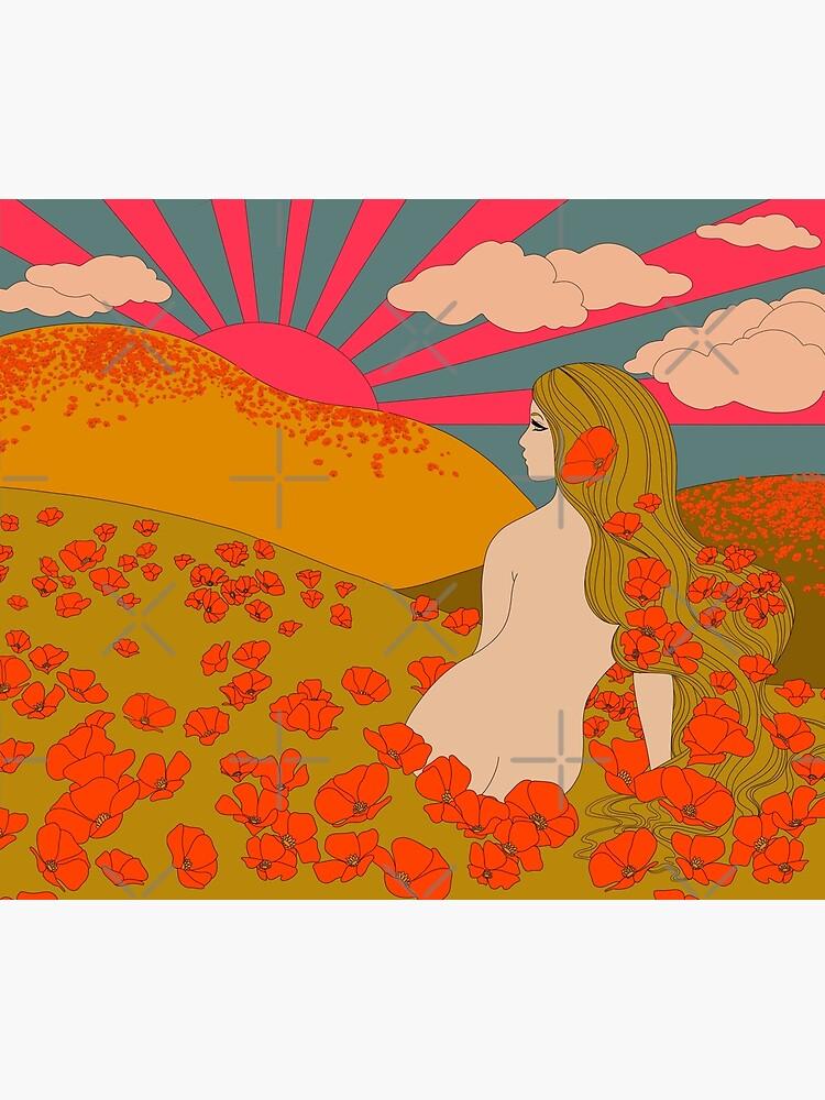 California Poppies by MissPennyLane