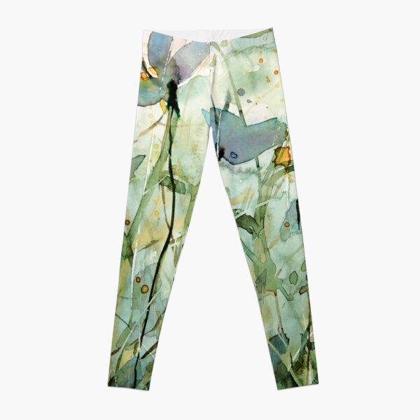 wild floral Leggings