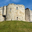 Cliffords Tower, by John (Mike)  Dobson
