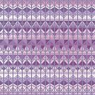 Art Deco in Lavender by awanderingsoul