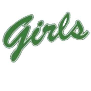 Girls green by Margot25