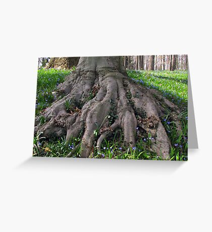 Strength and Protection Greeting Card