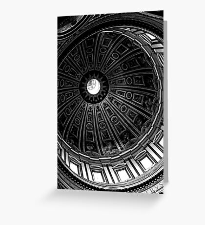 St. Peter's Cathedral Greeting Card