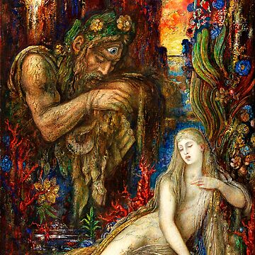 "Gustave Moreau ""Galatea"" by ALD1"