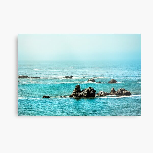 Oregon Pacific Coast 0593 Metal Print