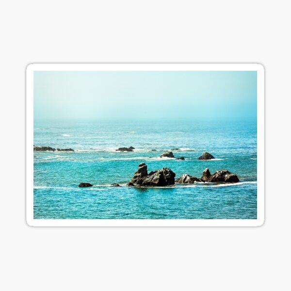 Oregon Pacific Coast 0593 Sticker