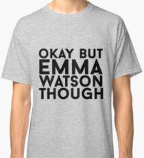 Emma Watson Classic T-Shirt