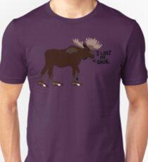"Sam Winchester - Supernatural - ""I lost my shoe"" Unisex T-Shirt"