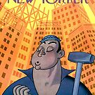 NEW YORKER : Vintaginte 1929 Magazine Cover Print by posterbobs