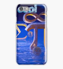 Math is Cool iPhone Case/Skin