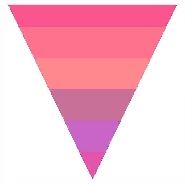 Pride Triangle by Lottie Smith