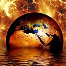 Climate Change Is Real, Global Warming by mia-scott