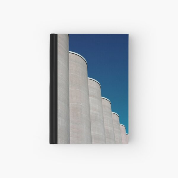Cylinders Hardcover Journal