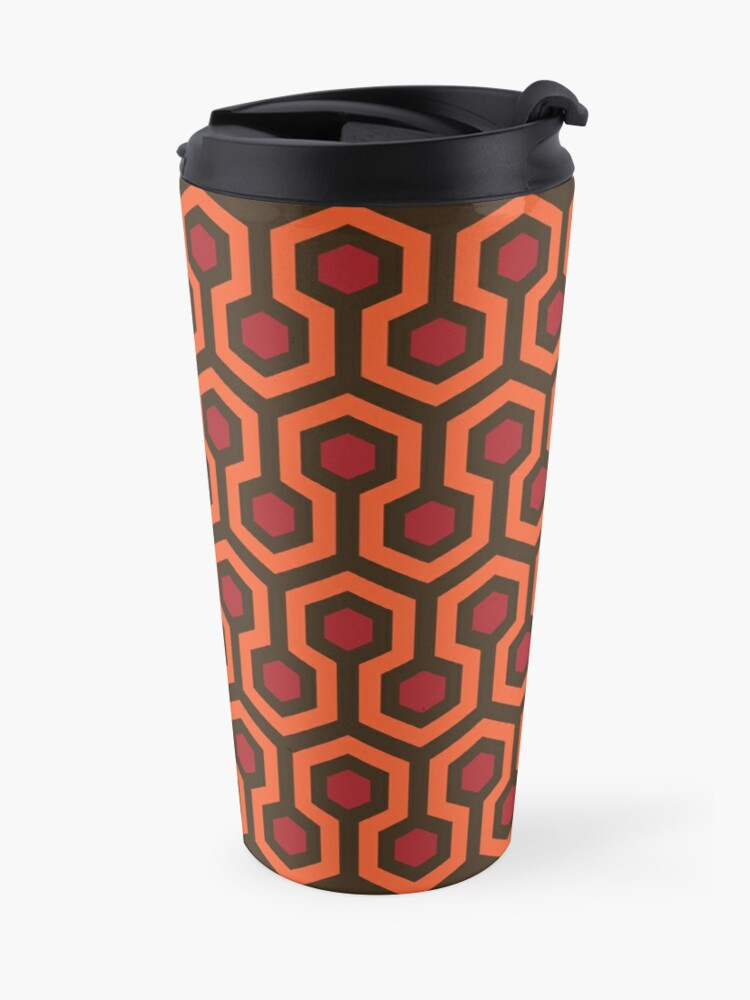 Alternate view of All Work and No Play Travel Mug