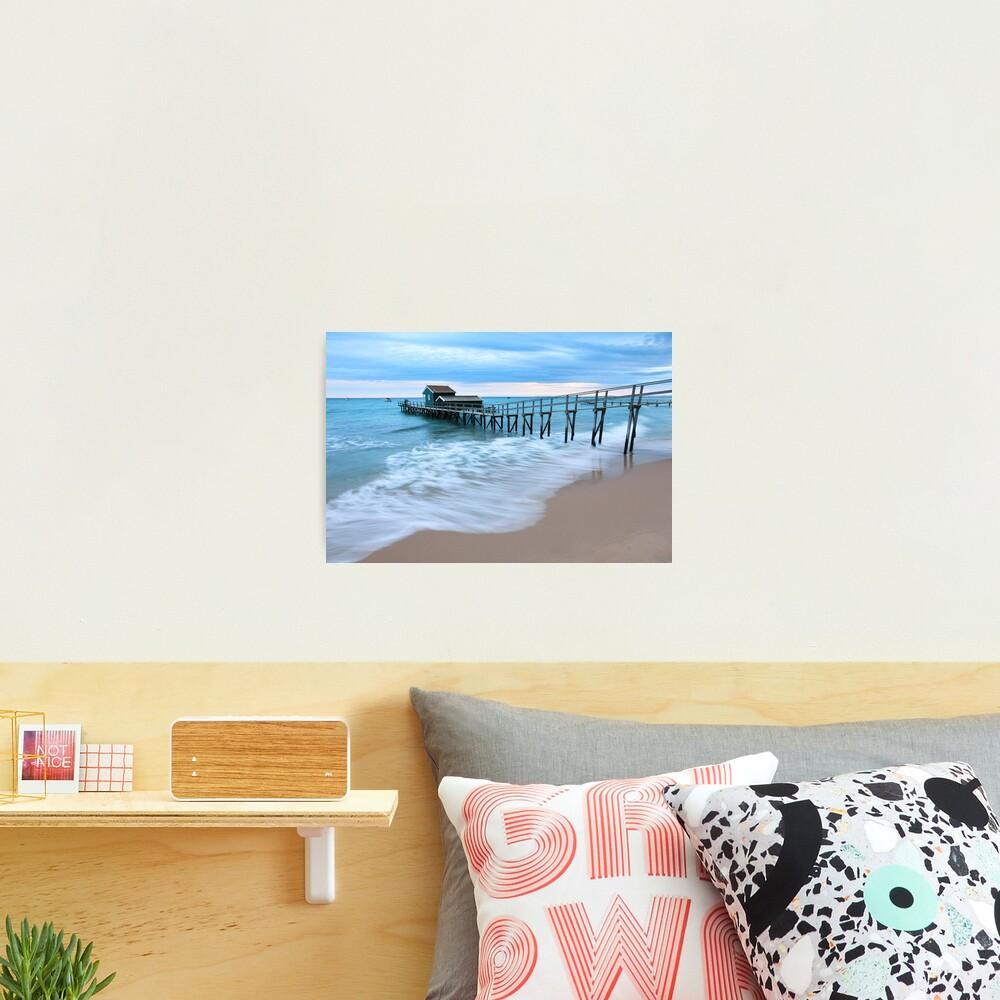 Portsea Pier, Mornington Peninsula, Australia  Photographic Print