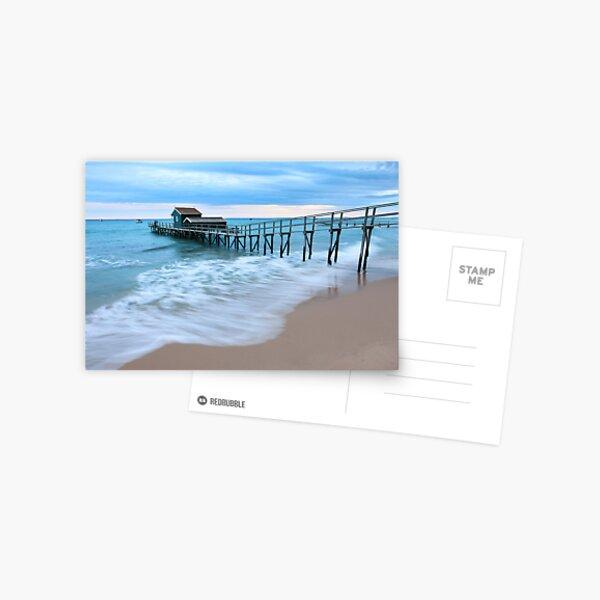 Portsea Pier, Mornington Peninsula, Australia  Postcard