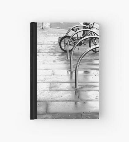 Daily commute Hardcover Journal