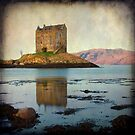 Castle Stalker by Empato Photography