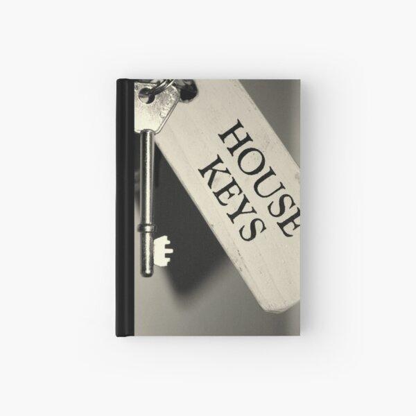House Keys Hardcover Journal