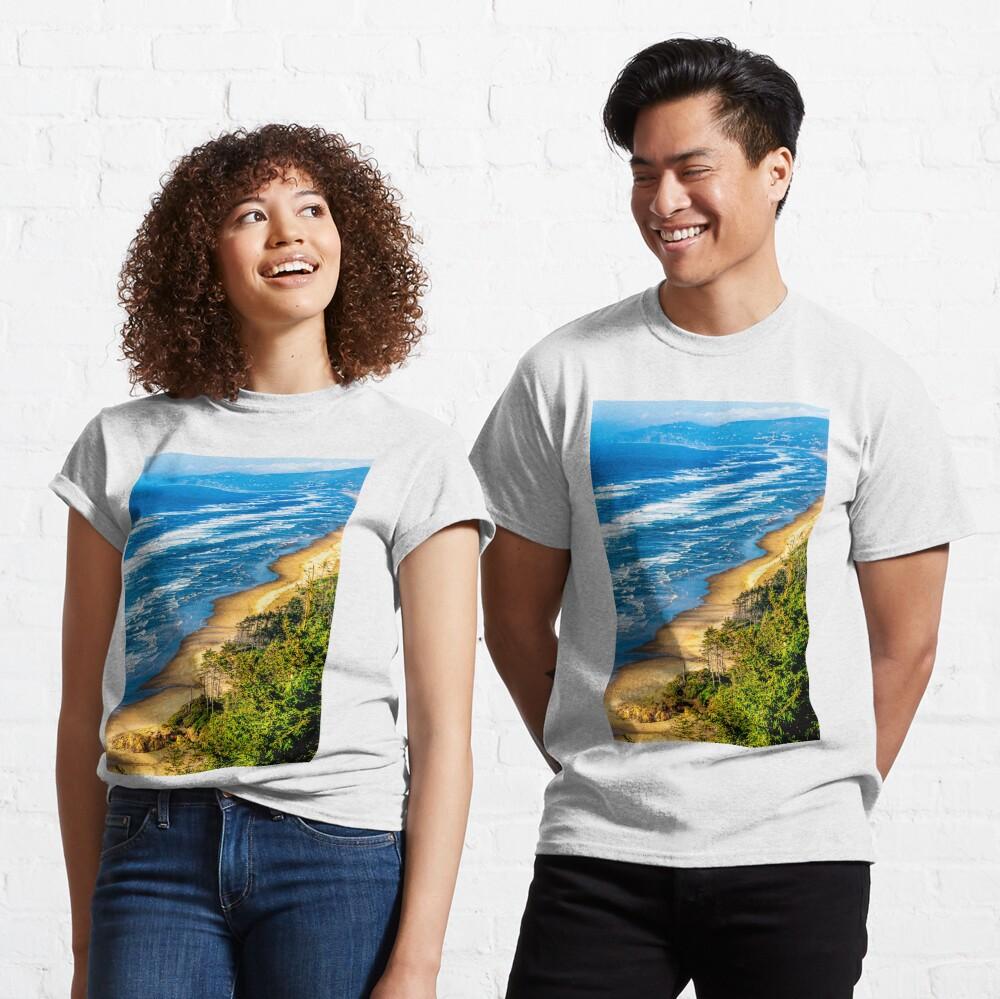 Cape Lookout Oregon 0636 Classic T-Shirt