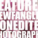 Newfangled, Nonedited Photography Banner by myREVolution