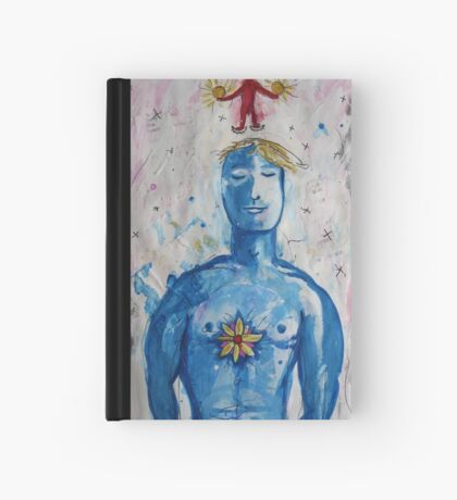 From A Lotus Heart The Crimson Child Hardcover Journal