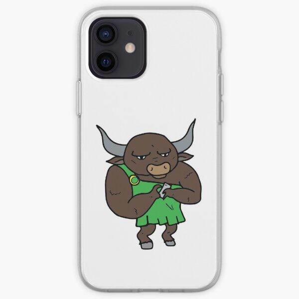 Beefy Minotaur iPhone Soft Case