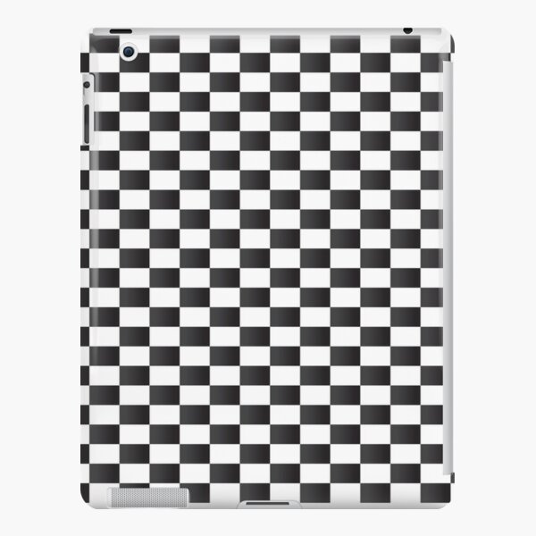 checkerboard phone case iPad Snap Case