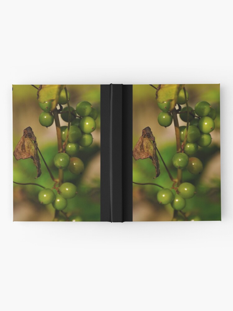 Alternate view of Convolvulous Berries Hardcover Journal