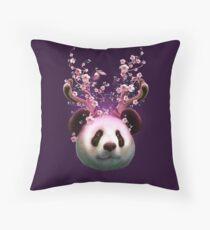 Cojín PANDA HORNS UP