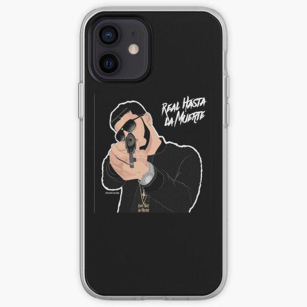 Anuel AA Real hasta la muerte Funda blanda para iPhone