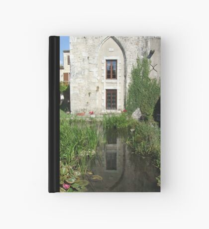Le Moulin d'Annepont Hardcover Journal
