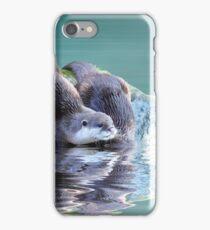 Diving in iPhone Case/Skin