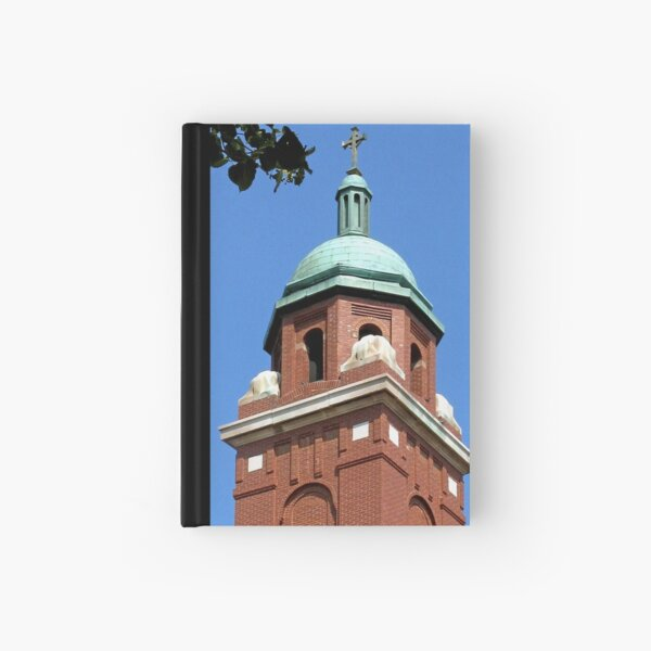 St. Raphael's Tower Hardcover Journal