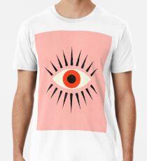 Rotes Auge Premium T-Shirt