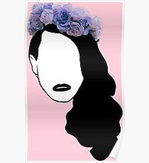 Lana Del Rey - Simplistic - Lips Poster