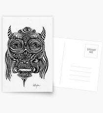 Spirit Owl Postcards