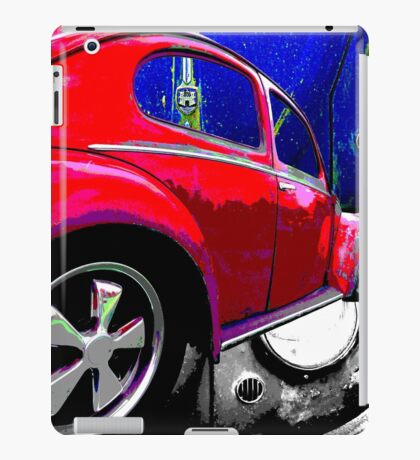 Patina Beetle iPad Case/Skin