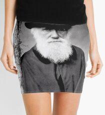 Charles Darwin Mini Skirt
