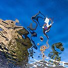 Salvador Dalí esque by Gavin Kerslake