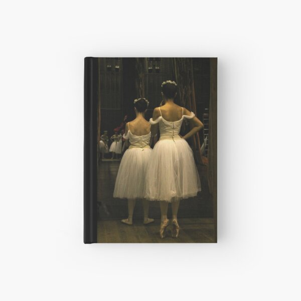 Waiting in the wings Hardcover Journal