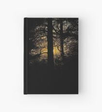 7 star ******* Lappland sunset - Sweden. Brown Sugar Story. Hardcover Journal